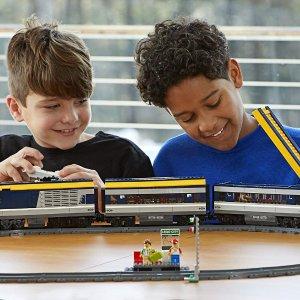 $149.99包邮(原价$199.99)Lego 乐高 城市系列 蓝牙客运火车,手机可遥控