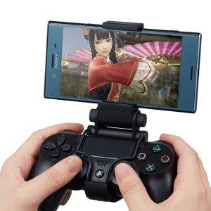 手机秒变掌机Sony 将发布全新配件 可将手机与PS4手柄连接