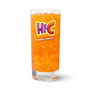 每杯$1.29McDonald's 时隔4年Hi-C Orange Lavaburst限时回归