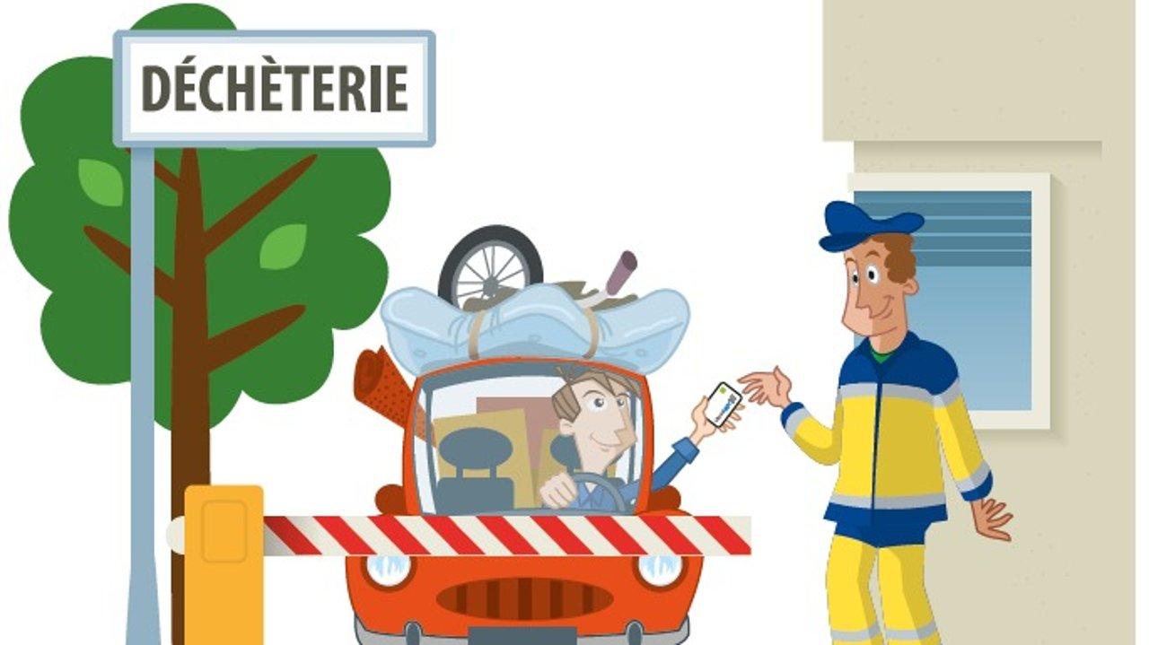 在法国如何扔垃圾   垃圾分类、处理大型垃圾、回收旧衣物等