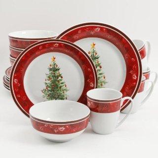 低至5折The Home Depot 精选圣诞主题餐具反季促销