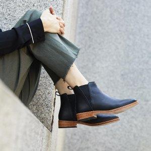 低至6折+额外8折独家:Nisolo 夏季精选鞋履、配饰折上折热卖