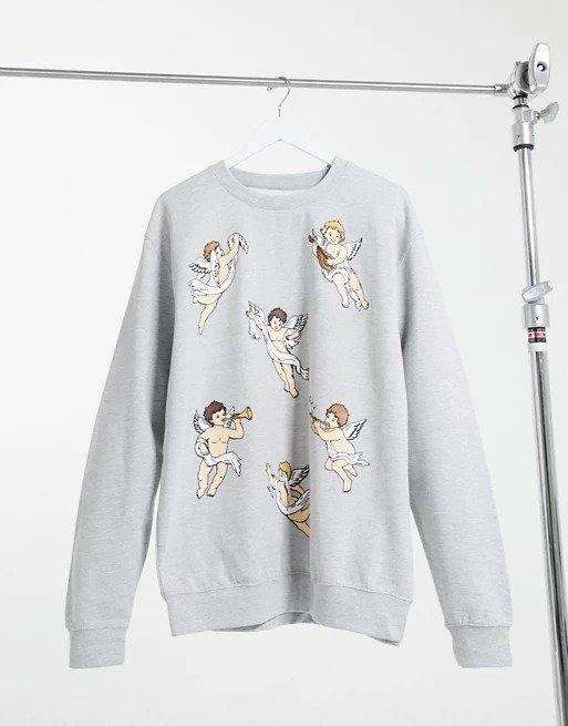 小天使卫衣