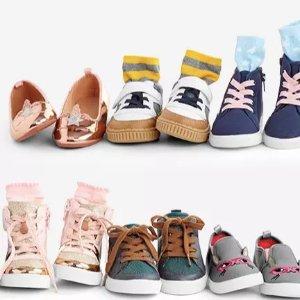 $12 and Up + Free ShippingExtended: OshKosh BGosh Shoes Doorbuster Sale