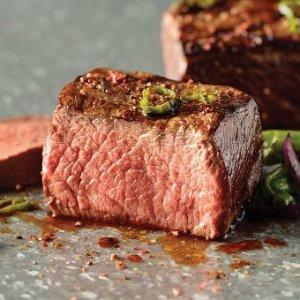 低至3.1折 4款$19.99礼包低价入Omaha Steaks 新鲜牛排, 牛肉汉堡家庭装大礼包特价