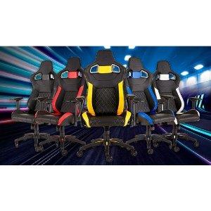 As low as $199.99Corsair Gaming Chair Comfort Design