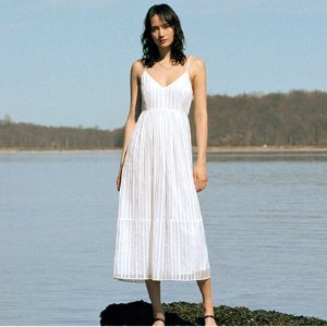 $32起 连衣裙$149Club Monaco 夏季女装上新 收清新仙女裙