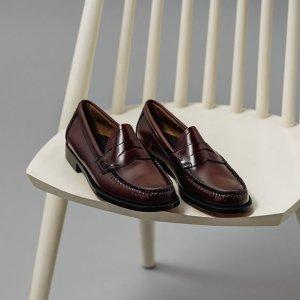 额外8折G.H. Bass Factory Outlet 精选美鞋热卖