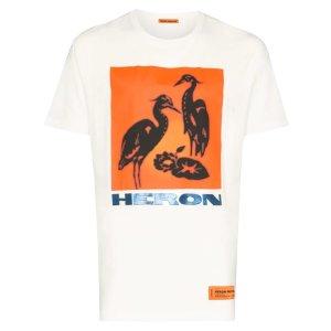 Heron Preston仙鹤T恤