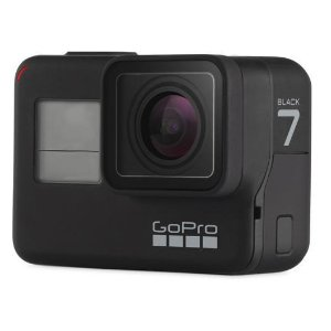 GoPro HERO7 Black Waterproof 4K Action Camera