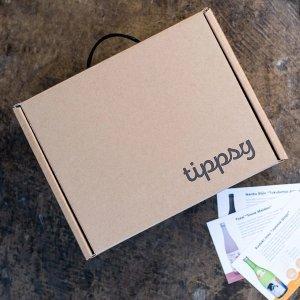 8折礼盒,折扣码DMHOLIDAY20Tippsy Sake 獭祭45清酒订阅礼盒