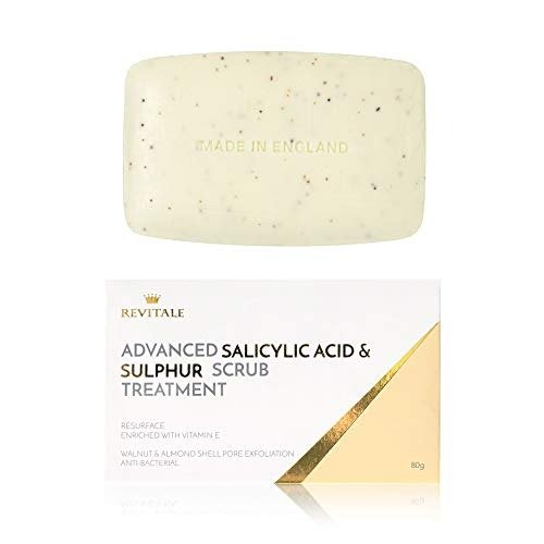 Revitale 水杨酸硫磺皂