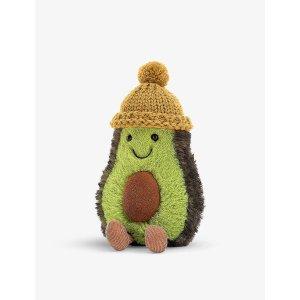 Jellycat小帽子牛油果
