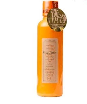 限时3件仅¥99 折合¥33/瓶日本Propolinse比那氏蜂胶漱口水600ml