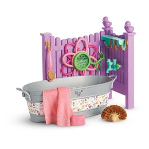 American GirlPlayful Garden Washtub Set