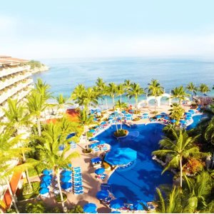 From $95 + Up to $500 to SpendAll-Inclusive Barceló Puerto Vallarta