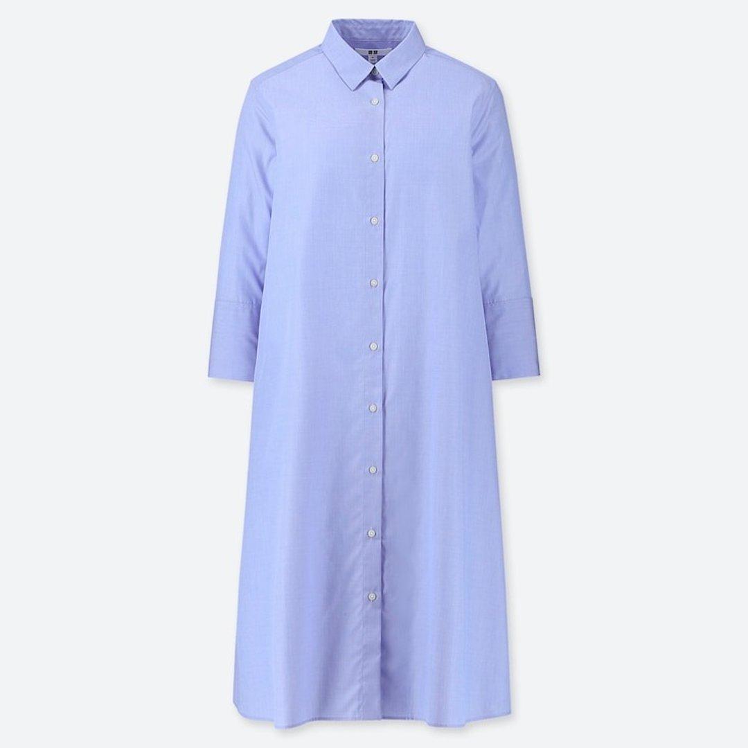 衬衫连衣裙