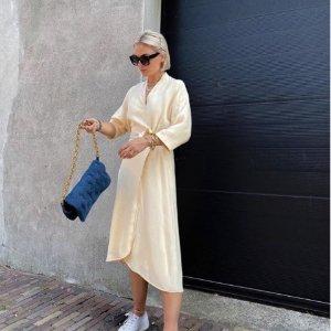 3折起+额外8.5折 £26就收英伦风连衣裙限今天:Karen Millen 全场连衣裙大促 英伦风经典美裙限时大促