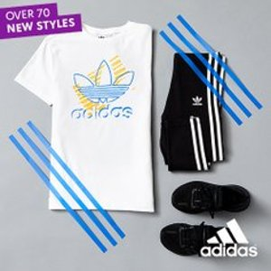 Up to 60% OffLast Day: Adidas Kids Items Sale