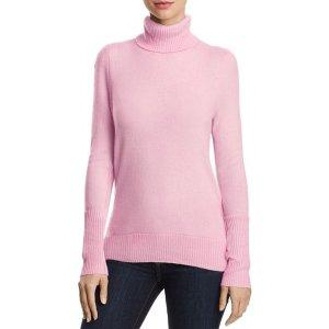 AquaCashmere Turtleneck Sweater - 100% Exclusive