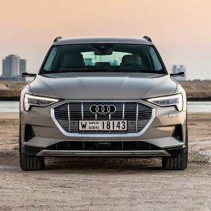 买就送10年免费太阳能Audi e-Tron 电动车另类促销活动