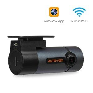 $62.99AUTO-VOX WiFi Dash Cam D6 Pro FHD 1080P Dashboard Camera Recorder