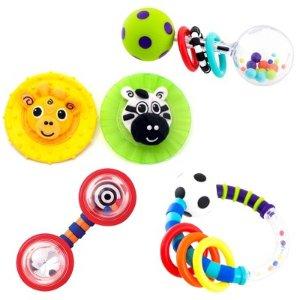 Sassy Newborn Gift Set - Toys for 0+ Months : Target