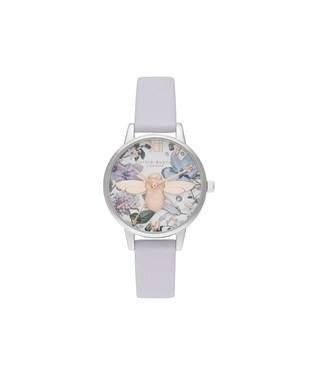 小蜜蜂复古手表