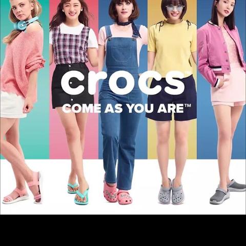 低至4折 收加绒洞洞鞋Crocs官网 限时特卖 实用耐穿 全家一起穿