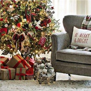 一件7折限今天:Kirkland's 全场圣诞装饰热卖