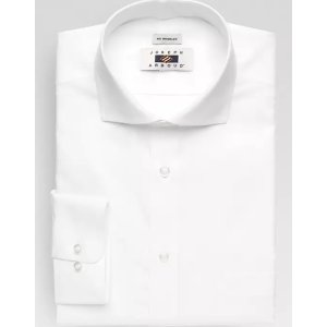 Joseph Abboud3 for $85White Dress Shirt - Men's Shirts | Men's Wearhouse