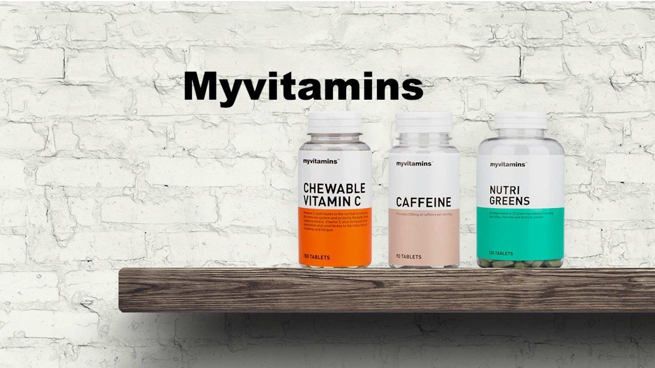 来个养生局 Myvitamins