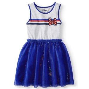 米妮女大童连衣裙