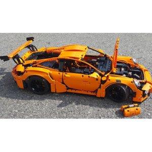 $264.09乐高科技旗舰 保时捷 911 GT3 RS (42056)