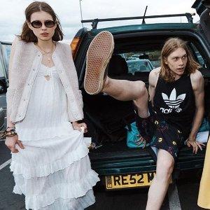 全场额外6折 倒计时 美裙$2.99起Urban Outfitters官网 折扣区折上折热卖