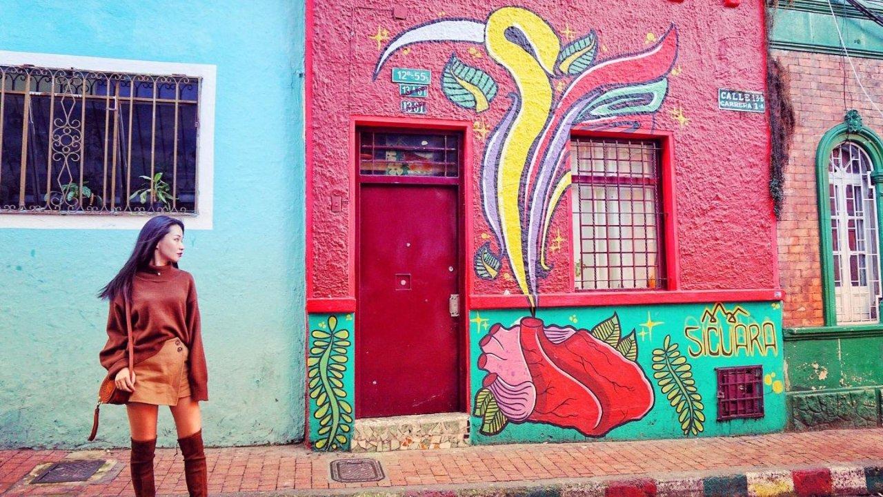 你不知道的哥伦比亚(四): 最具色彩感的南美首都波哥大(Bogotá)