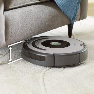 $212.99 (原价$449.99) + $10礼券iRobot Roomba 677 Wi-Fi 智能扫地机器人