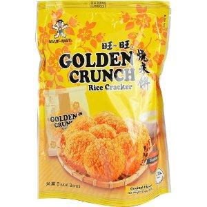 Want-Want Crunch Rice Cracker