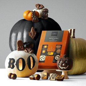 无门槛8.5折Hotel Chocolat 英伦高端巧克力 季节限定 万圣节专区