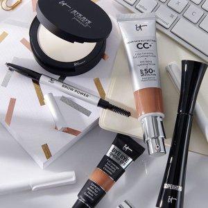 盘点明星产品It Cosmetics 养肤彩妆多效合一 彩妆还能抗老
