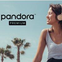 Pandora Premium 3个月 音乐服务