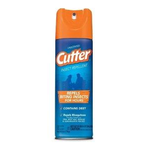 Cutter驱虫喷雾 6 oz