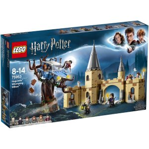 Lego黄多多同款霍格沃茨城堡