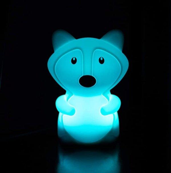 LumiPet 狐狸造型小夜灯