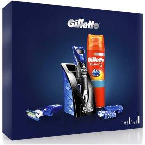 Gillette剃须套装