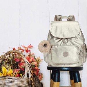 低至5折 £4.8起Kipling 春日大促 高品质美包好价入 收可爱小猩猩双肩包