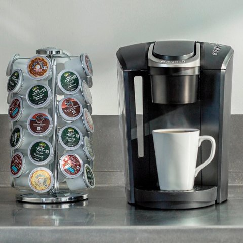 Keurig - K-Select Single-Serve K-Cup Pod Coffee Maker