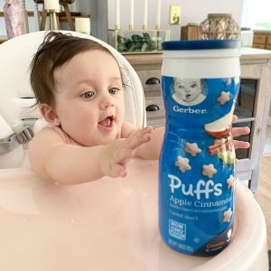 As low as $9.92Amazon Gerber Baby Foods