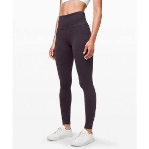 LululemonMorning Light High-Rise Tight 28