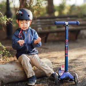 包邮送礼卡 其它网站无折扣瑞士米高 Micro儿童滑板车热卖,买过都夸顺滑好骑